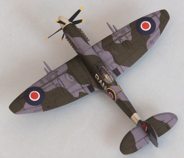 The Airfix F.22 is a passable kit at a good price. It takes some work, but as you have seen, even something that's a bit of a mess can be made into something rather nice, so long as you have the patience and skill.
