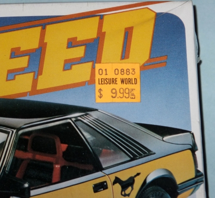 Then: At $10, Wild Breed was probably priced average if not a bit high for a typical car kit.